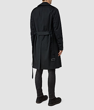 Mens Mies Mac (INK NAVY) - product_image_alt_text_3