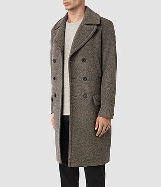 Hombres Fyfe Coat (Grey) - product_image_alt_text_3