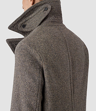 Mens Fyfe Coat (Grey) - product_image_alt_text_4