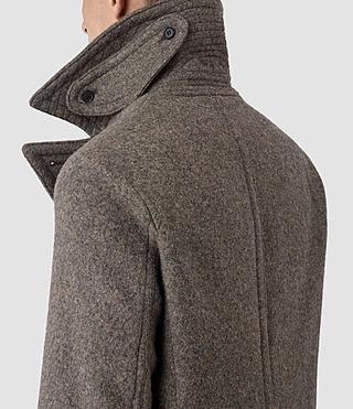 Mens Fyfe Coat (Grey) - product_image_alt_text_4
