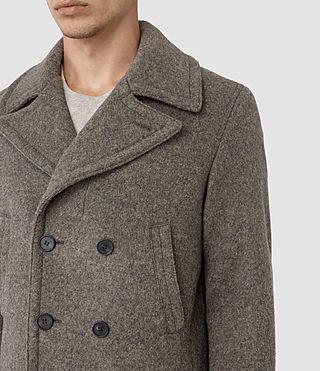 Hombres Fyfe Coat (Grey) - product_image_alt_text_5