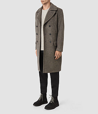 Hombres Fyfe Coat (Grey) - product_image_alt_text_6