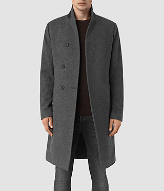 Mens Olson Coat (Grey)