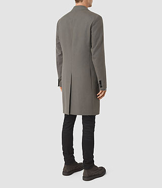 Hombre Rainer Coat (Light Khaki) - product_image_alt_text_3