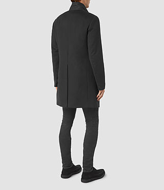 Herren Fido Coat (Charcoal Grey) - product_image_alt_text_5