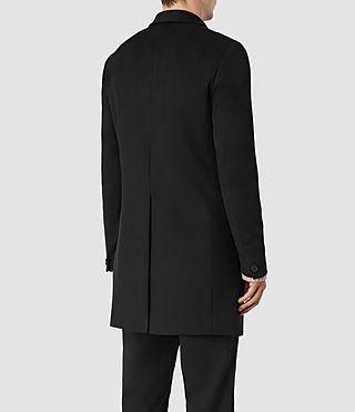 Hommes Fido Coat (Black) - product_image_alt_text_4