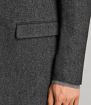 Hommes Falun Coat (Charcoal Grey) - product_image_alt_text_4
