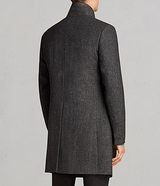 Hommes Falun Coat (Charcoal Grey) - product_image_alt_text_6