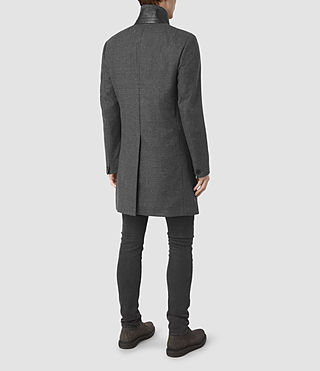 Hommes Navan Coat (Charcoal Grey) - product_image_alt_text_6
