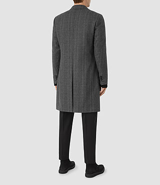Uomo Cappotto Sligo (Light Grey) - product_image_alt_text_3