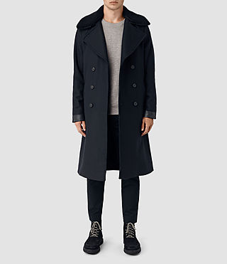 Hommes Forte Coat (INK NAVY)