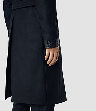Hombre Forte Coat (INK NAVY) - product_image_alt_text_2