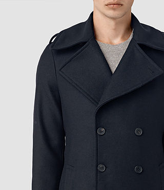 Uomo Forte Coat (INK NAVY) - product_image_alt_text_3