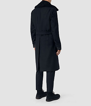 Uomo Forte Coat (INK NAVY) - product_image_alt_text_5