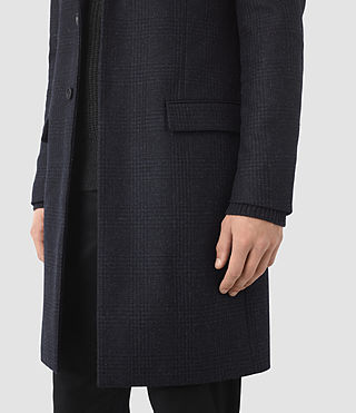 Mens Arklow Coat (Dark Ink) - product_image_alt_text_4
