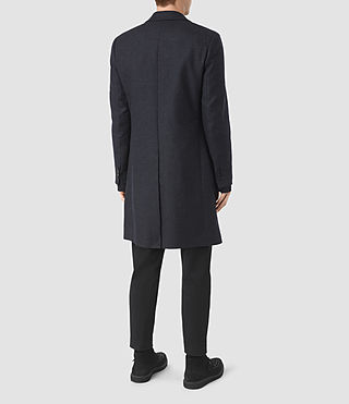 Mens Arklow Coat (Dark Ink) - product_image_alt_text_6