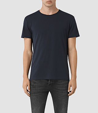 Uomo Galaxy Ss Crew (INK NAVY) -