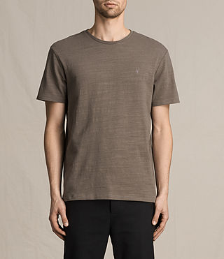 Uomo T-shirt Topher (Washed Khaki) -
