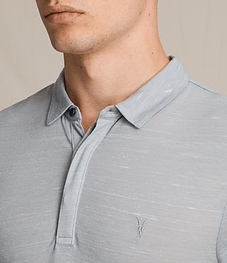 Hombres Polo Stanley (Storm Blue) - product_image_alt_text_2