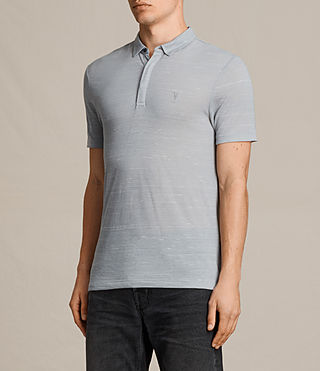 Hombres Polo Stanley (Storm Blue) - product_image_alt_text_3