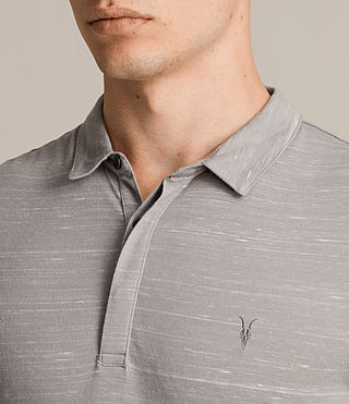 Hombres Polo Stanley (Putty Brown) - Image 2