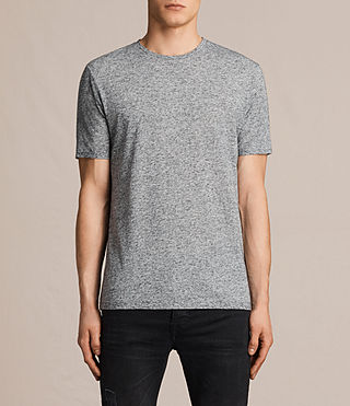 Men's Famera Crew T-Shirt (Charcoal Marl)