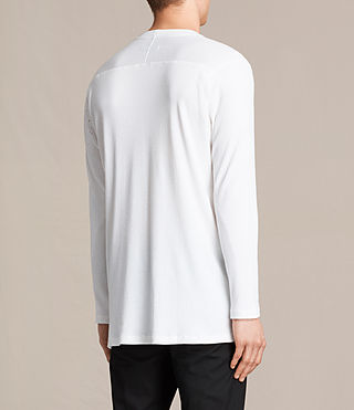 Uomo T-shirt Bryan (Chalk White) - product_image_alt_text_4