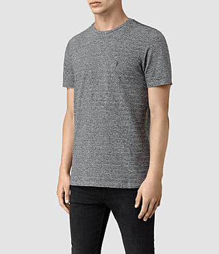 Hombre Camiseta Pavo Tonic (CHARCOAL/CHALK/INK) - product_image_alt_text_3