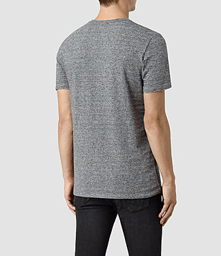 Hombre Camiseta Pavo Tonic (CHARCOAL/CHALK/INK) - product_image_alt_text_4