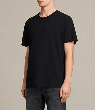 Hombre Camiseta Mayther (Jet Black) - product_image_alt_text_2