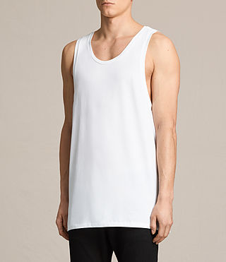 Mens Astra Vest (Optic White) - product_image_alt_text_2