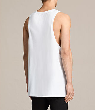 Mens Astra Vest (Optic White) - product_image_alt_text_3