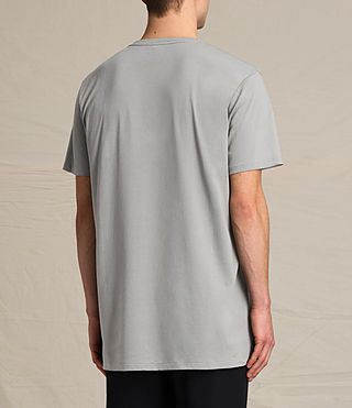 Hombres Camiseta Astra (Putty Brown) - product_image_alt_text_3