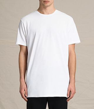 Hommes T-shirt Astra (Optic White) -