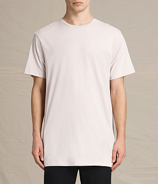 Uomo Astra Crew T-Shirt (ROSE GREY)