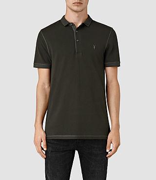 Hommes Reform Polo Shirt (Lichen) -