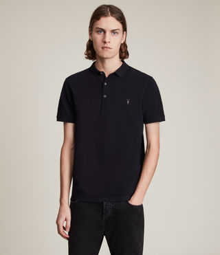 Hombres Reform Polo Shirt (INK NAVY) -