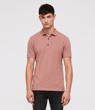 Uomo Reform Polo Shirt (CLAY RED) -