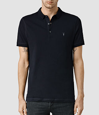 Mens Alter Polo Shirt (Ink) - product_image_alt_text_1