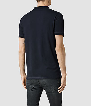 Hombre Alter Polo Shirt (Ink) - product_image_alt_text_3