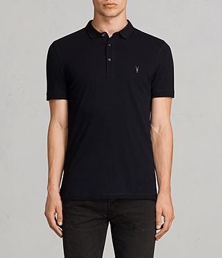 Men's Alter Polo Shirt (INK NAVY) -