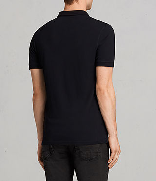 Uomo Polo Alter (INK NAVY) - product_image_alt_text_4