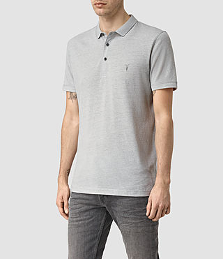 Hombre Alter Polo Shirt (MIRAGE BLUE MARL) - product_image_alt_text_2