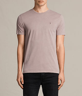 Hombre Camiseta Ossage (Dusk Pink) - product_image_alt_text_1
