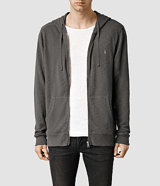 Hombre Clash Hoody (Slate Grey) - product_image_alt_text_1