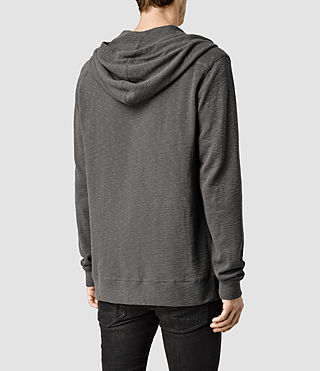 Hommes Clash Hoody (Slate Grey) - product_image_alt_text_3