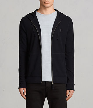 Mens Clash Hoody (INK NAVY)