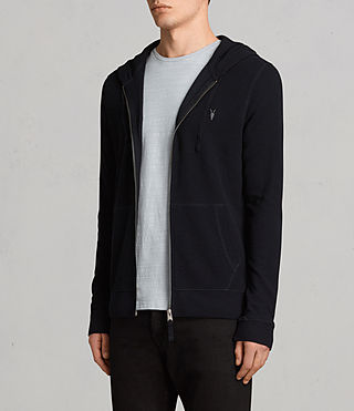 Hombres Clash Hoody (INK NAVY) - product_image_alt_text_3