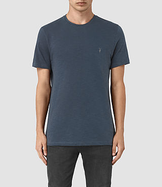 Men's Soul Crew T-Shirt (Workers Blue)
