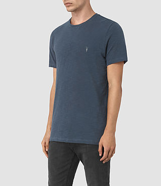 Herren Soul Crew T-Shirt (Workers Blue) - product_image_alt_text_2